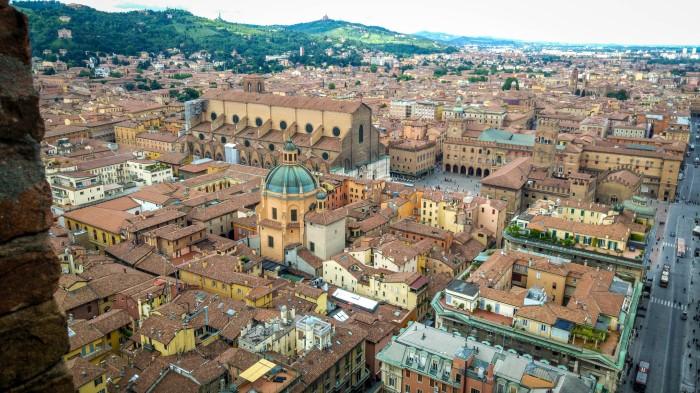 Bologna on abudget