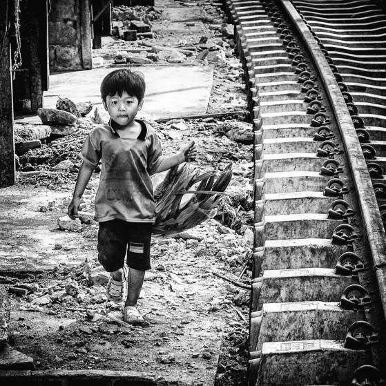 railway boy